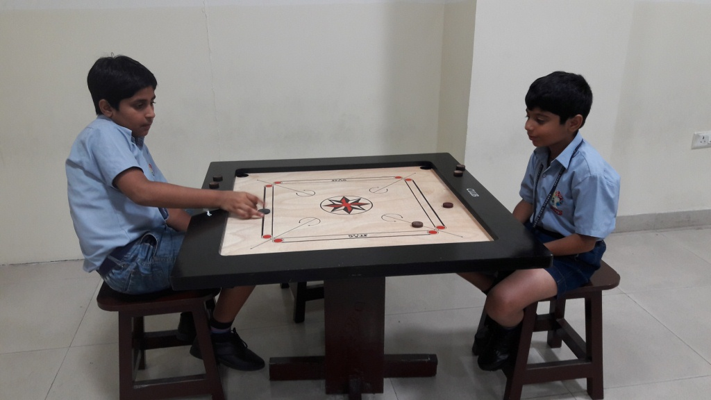 Carrom competition (I-V)