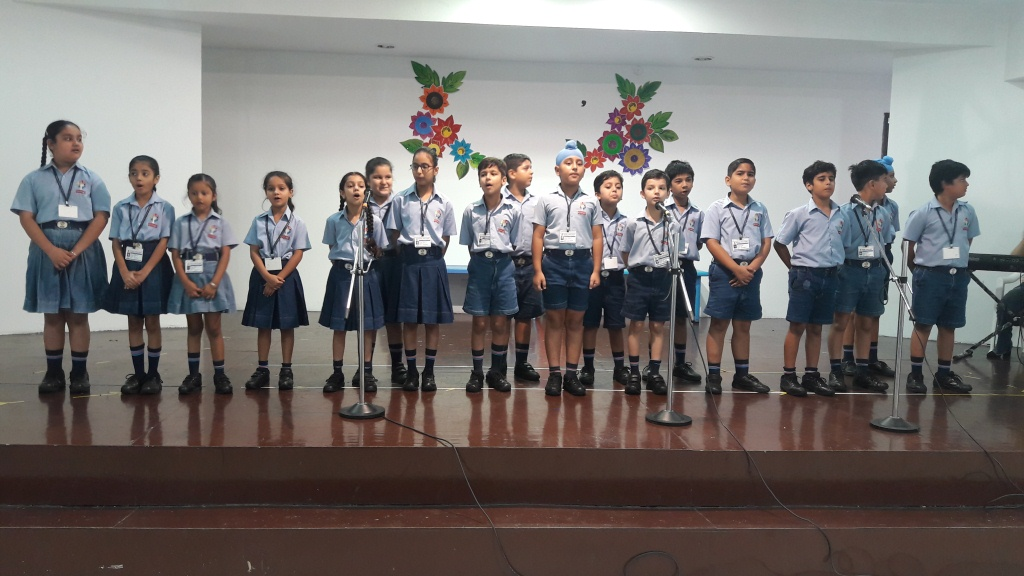 Inter Class Singing Competition(III-V)