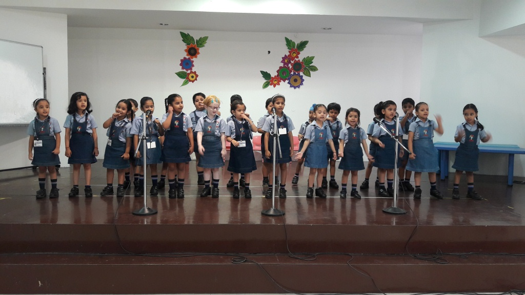 Rhyme Choral Recitation (PW-KG)