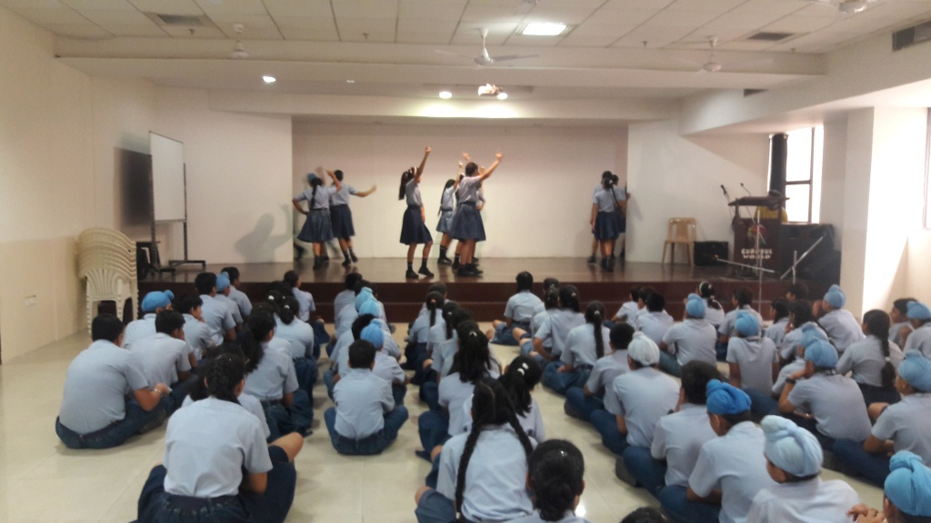 Interclass Dance Competition (VI-VIII)