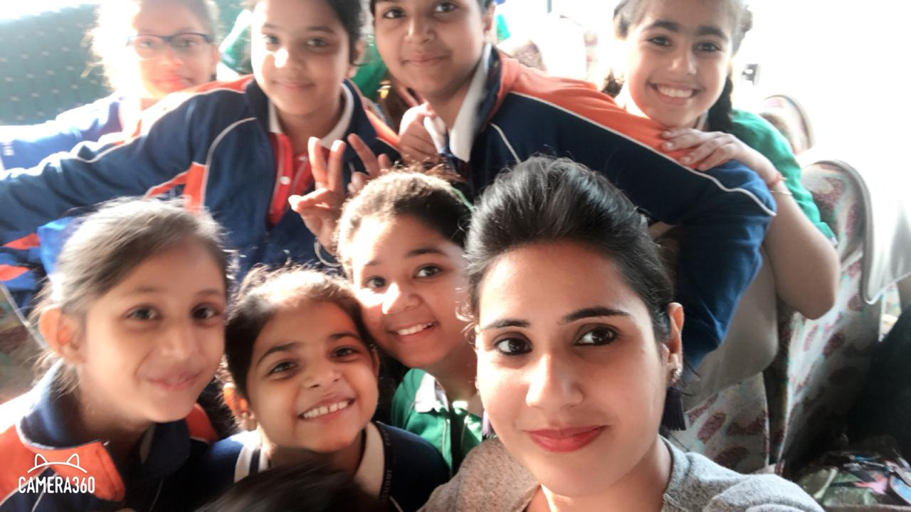 Educational Trip to Pushpa Gujral Science City