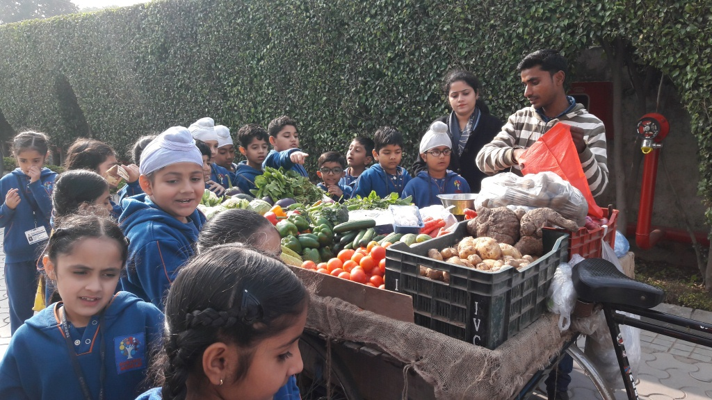 Green Grocer Day (PW-II)