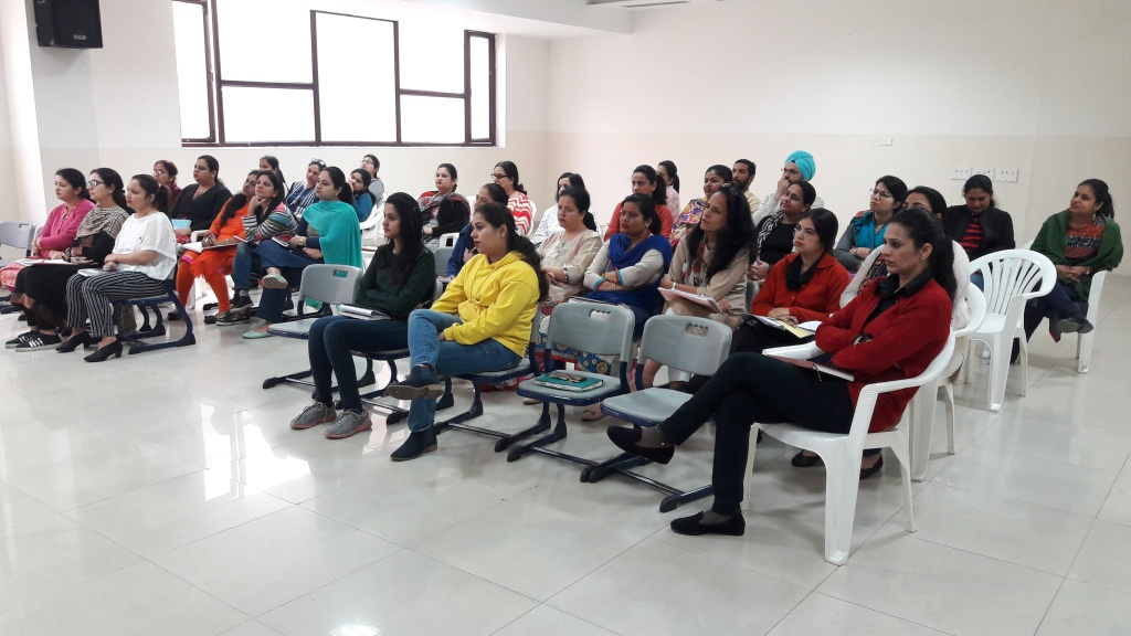 Teachers Workshop on Meditation vs Education