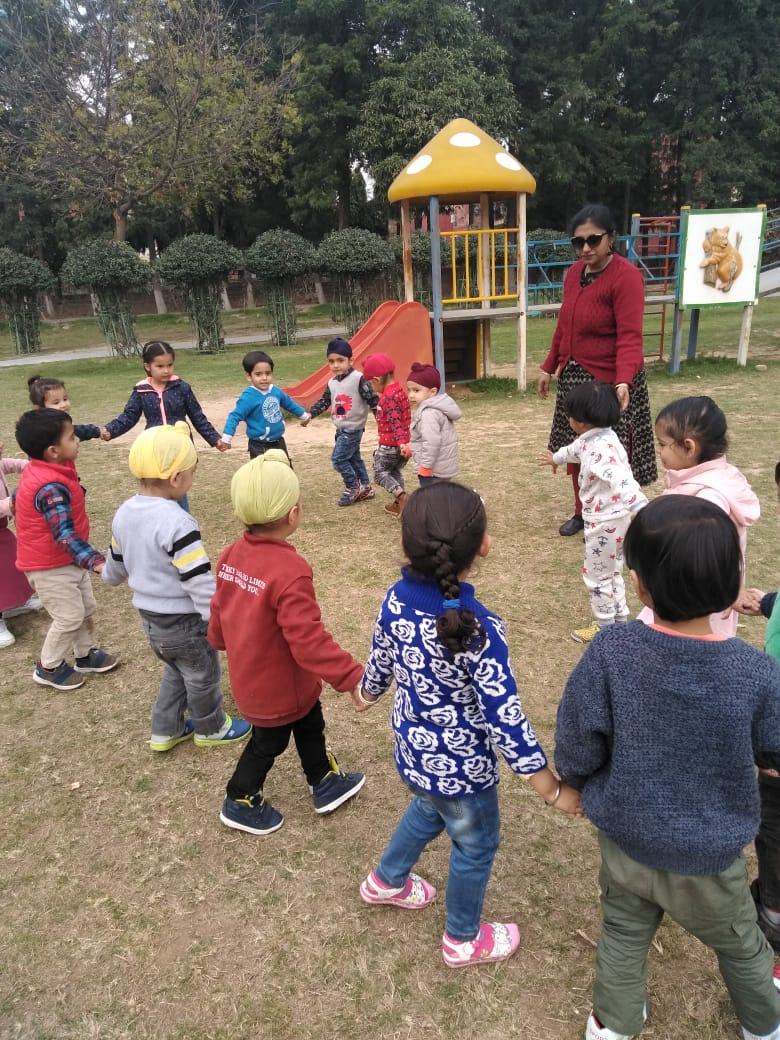Visit to Park
