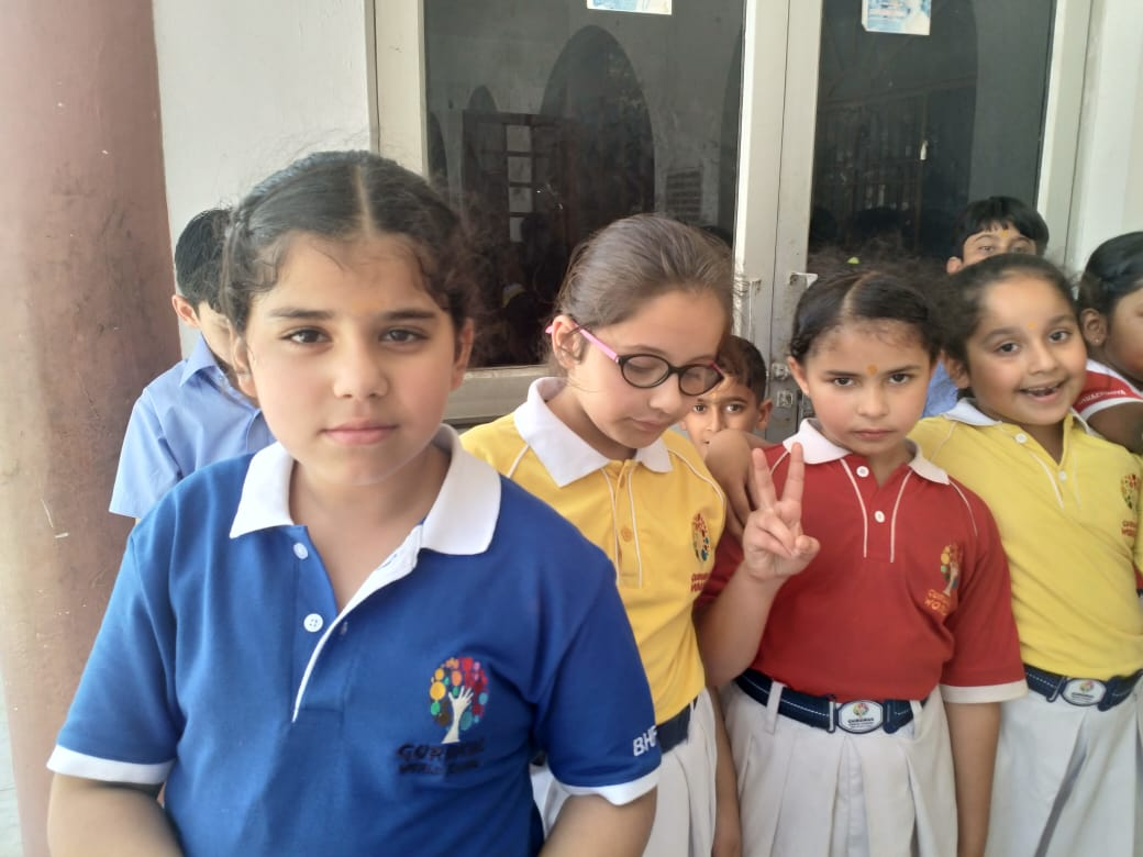 list of schools in mohali