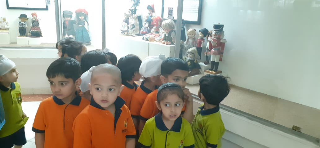 Visit to Doll Museum